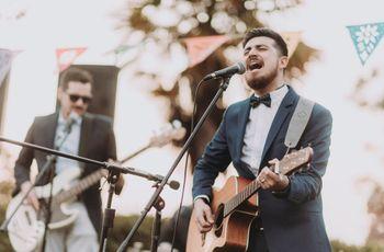 8 ideas para un matrimonio inspirado en la música