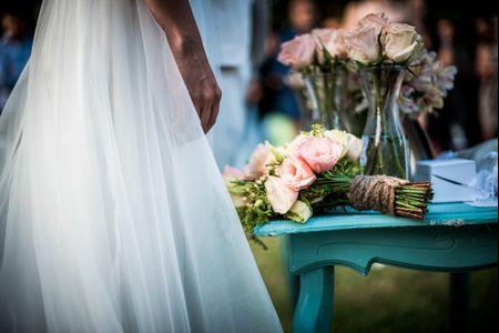 ¿Cómo conservar el ramo de novia? 5 métodos para secarlo y guardarlo