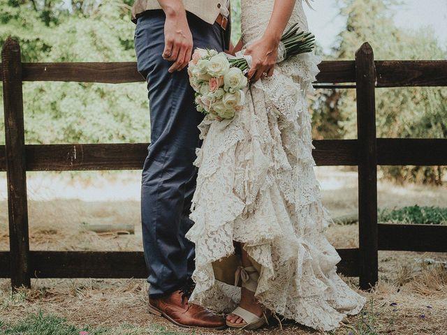 33a0eadd79 Vestidos de novia para bajitas  cómo elegir el ideal