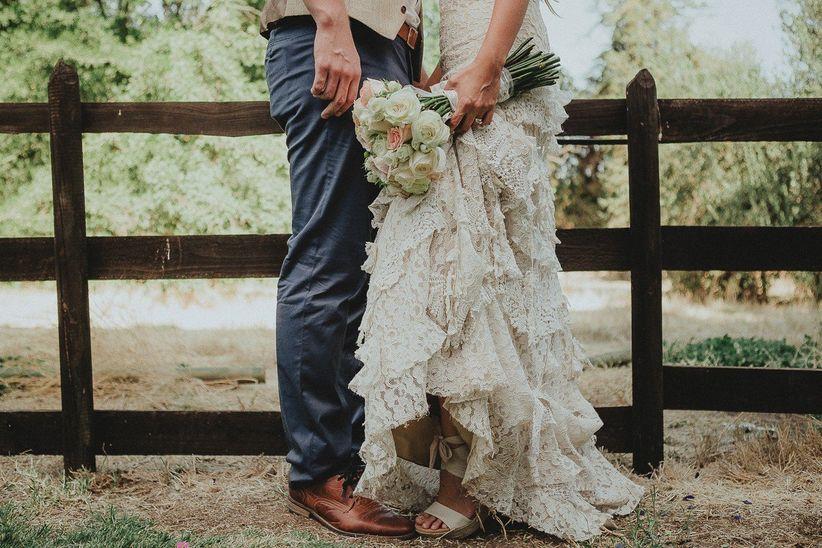 Cual es mi vestido de novia ideal