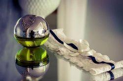 El perfume de la novia el d�a de su matrimonio