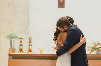 ¿En qué consisten las charlas prematrimoniales para ceremonias por la Iglesia?