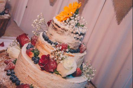 Torta nupcial: descubre los sabores favoritos de los novios
