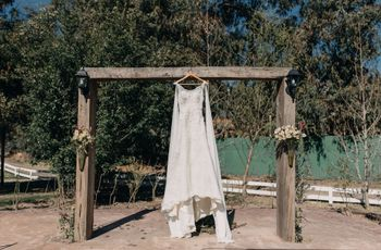 Vestidos de novia en tallas grandes: tips para elegir el indicado