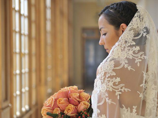 Peinados con velo para novias de todos los estilos