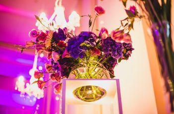 7 flores especiales para decorar tu matrimonio de otoño
