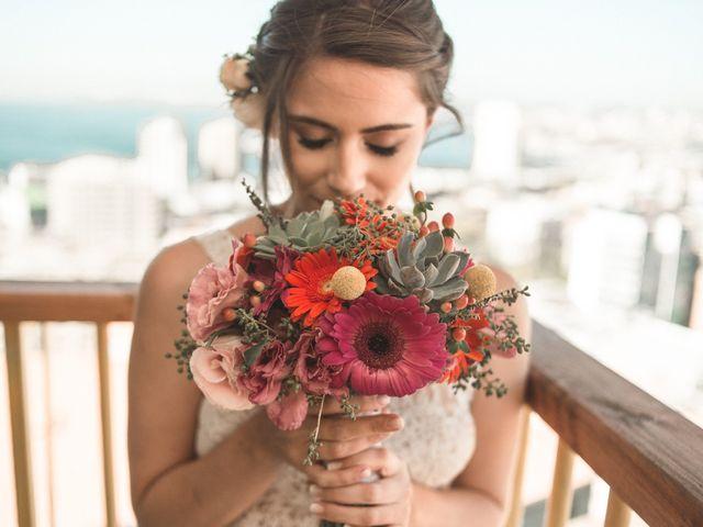 Cómo elegir el ramo de novia según tu estatura