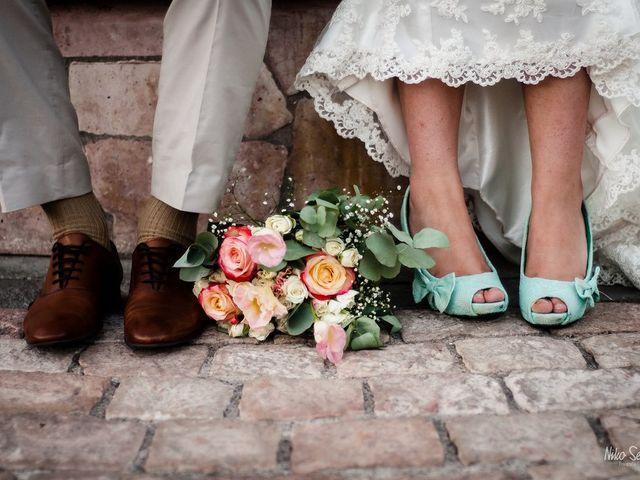 El significado de los colores en el matrimonio