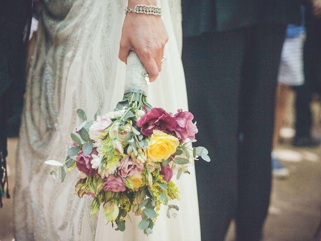 15 ramos de novia perfectos para un matrimonio en otoño