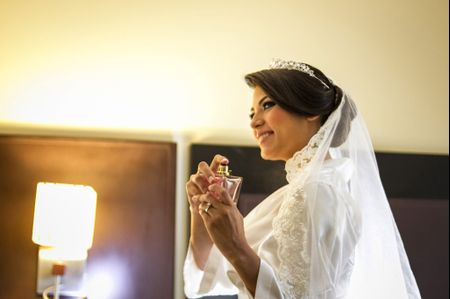 ¿Cómo lograr que tu perfume se mantenga durante todo el matrimonio?
