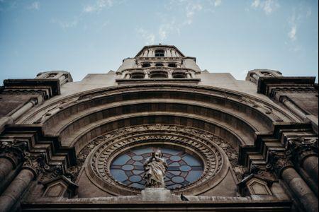 Las 10 Iglesias más solicitadas para casarse en Santiago