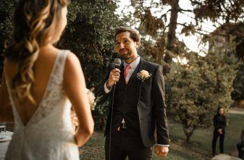 8 inspiradores poemas para su matrimonio civil