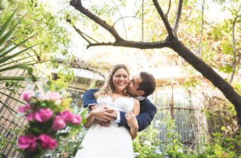 El matrimonio de Ignacio y Lorena: una ceremonia íntima y llena de detalles