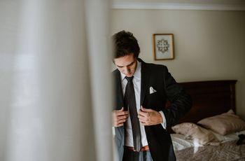 El traje perfecto para el novio
