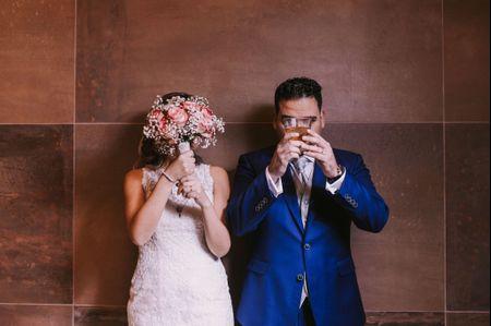 5 fotos no tan típicas para incluir en su matrimonio