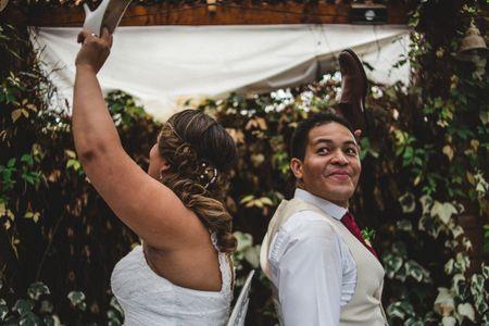 El juego del zapato: las preguntas que más risas sacarán en su matrimonio