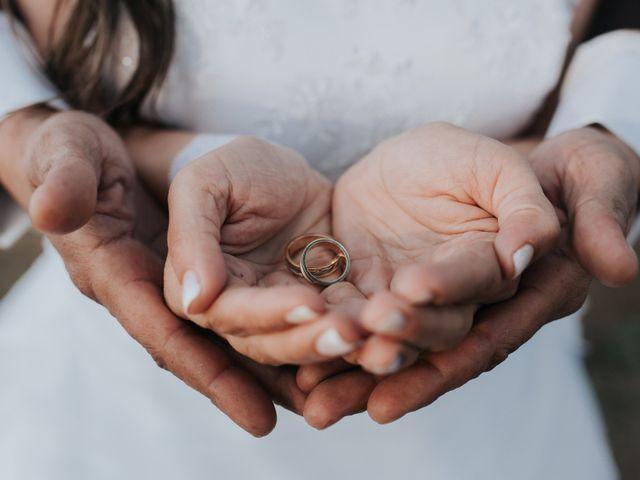 30 textos para grabar en sus anillos de matrimonio