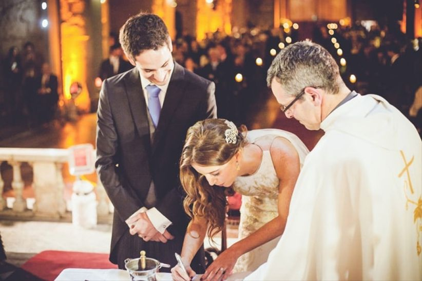 Requisitos Para Matrimonio Catolico : Requisitos y trámites para casarse por la iglesia