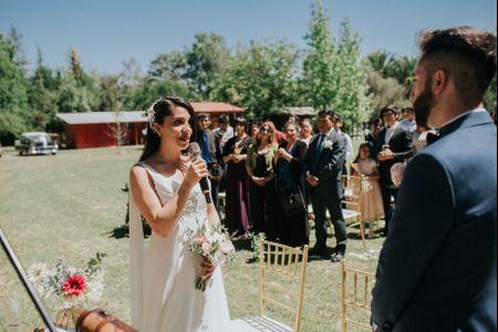 6 ideas para escribir sus votos matrimoniales