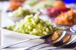 �Qu� hacer si sobra comida en la recepci�n del matrimonio?