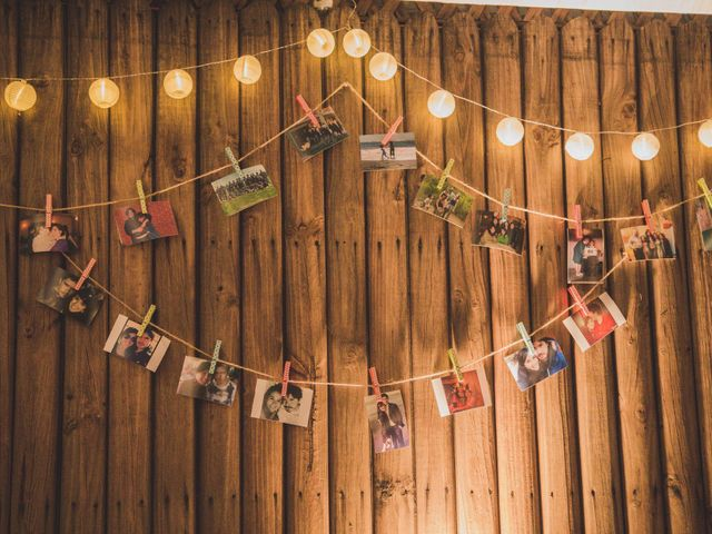 7 ideas para usar una cámara de fotos instantánea en tu matrimonio