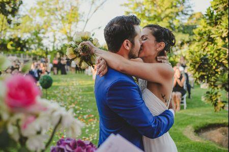 50 besos de novios para rendirse al amor