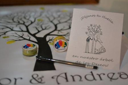 7 razones para contar con un árbol de huellas en tu matrimonio