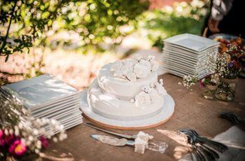 8 cosas que debes saber antes de encargar la torta de los novios