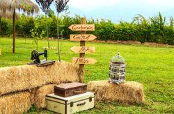 Consejos para decorar tu matrimonio al aire libre