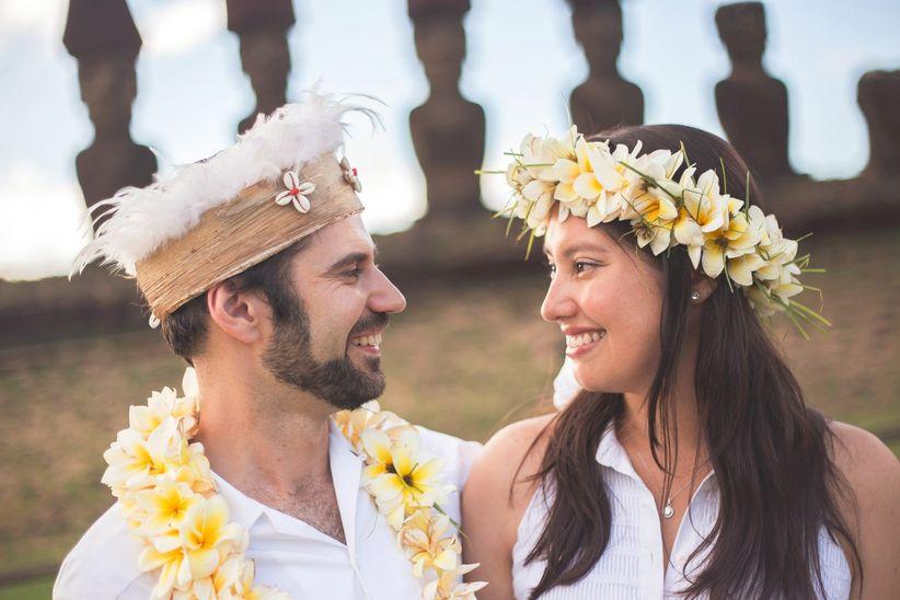 Matrimonio Simbolico Isla De Pascua : Conoce en qué consiste el matrimonio rapanui