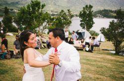 Fernanda y Jorge: dos días de matrimonio en el sur de Chile