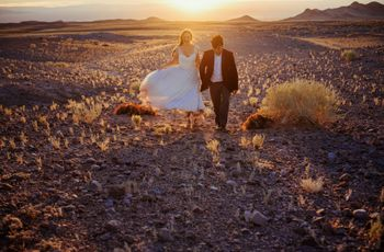 Qué considerar si desean celebrar un matrimonio de estilo boho folk