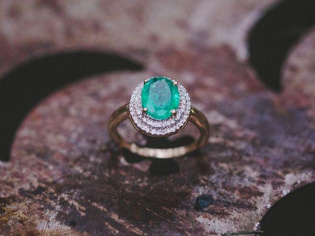 Anillos de compromiso: descubre el significado de cada piedra
