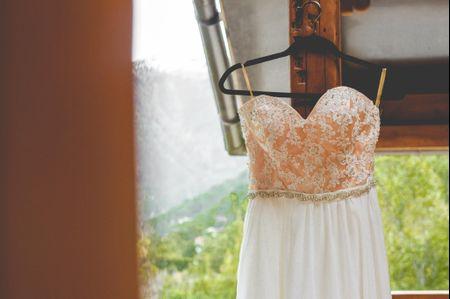 5 ideas sobre qué hacer con tu vestido después del matrimonio