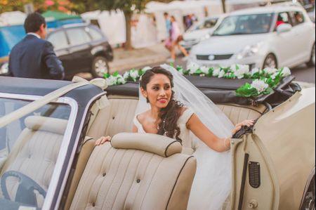 Consejos para la contratación del auto de matrimonio