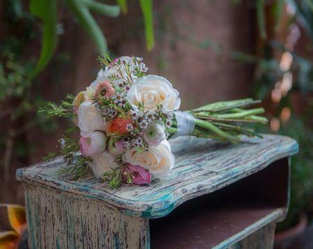 5 consejos para escoger el ramo de novia