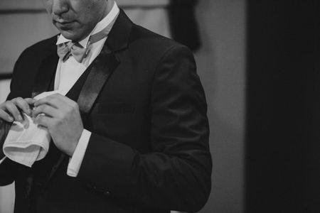 Ventajas de un traje de novio a medida
