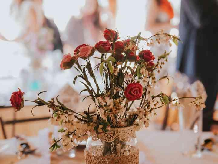 7 opciones para reducir gastos en la decoración del matrimonio
