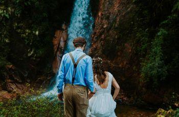 Cómo celebrar un matrimonio en otra región del país