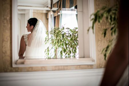 El velo de la novia: origen de la tradición y significado actual