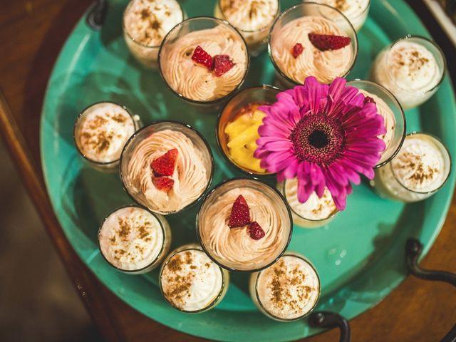 Postres deliciosos como alternativas a la torta nupcial