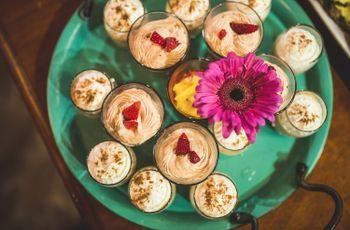 20 postres deliciosos como alternativas a la torta nupcial