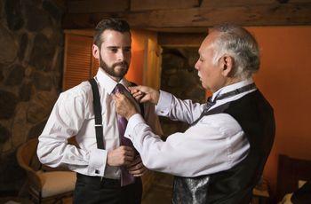 30 formas de hacer el nudo de la corbata