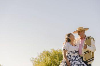 """Vestidos de novia chinos para dar el """"sí"""" a la chilena"""