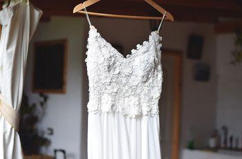 Cuida tu vestido de novia después del matrimonio