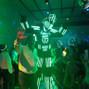El matrimonio de Paula Espinosa y Hombre Led - Show Robot 12