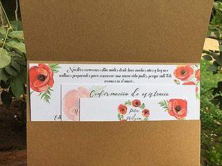 Amore Di Carta Invitaciones 4