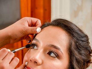 Bárbara Rojas Maquillaje y Peinados 2