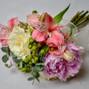 El matrimonio de Javiera Vitale Mohor y Novias y Flores 15