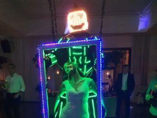Robot LED 2